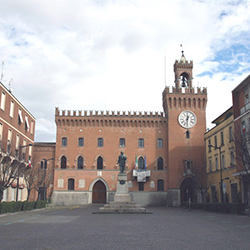 Budrio Town Hall
