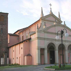 Church of Saints Gervasio and Protasio - Orizzonti di pianura