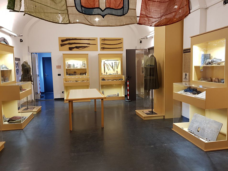 Museo archeologico ambientale in Crevalcore - The First World War