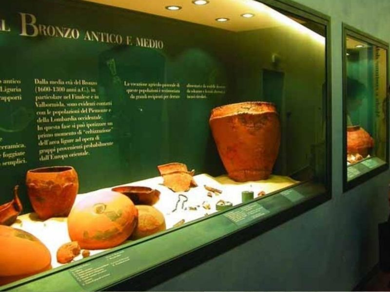 Museo archeologico ambientale - The Bronze Age in Sant'Agata and its surrondings