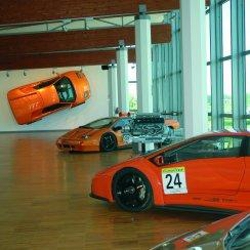 Lamborghini museum - Provincia di Bologna ( Photo by Guido Avoni)
