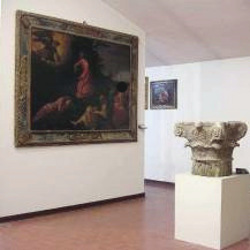 The Civic art gallery - Comune di Pieve di Cento