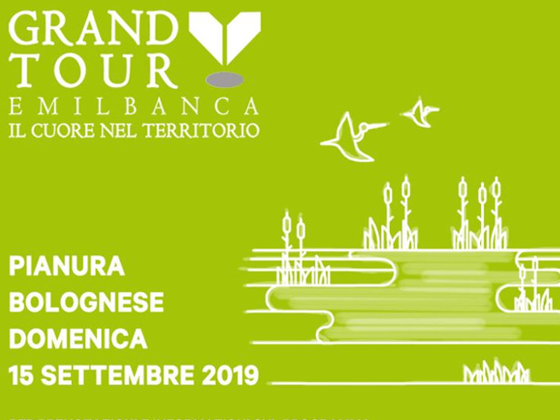 Grand Tour 2019 - Pianura Bolognese