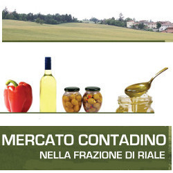 Mercato Contadino di Riale: part of the poster