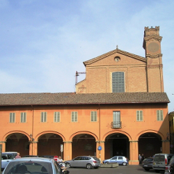 Church of San Lorenzo - Orizzonti di pianura