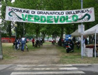 Entrance of the event - Comune di Granarolo dell'Emilia