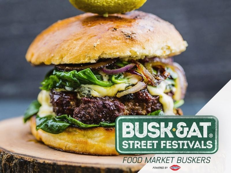 Busk&at - Food Truck & Buskers Festival