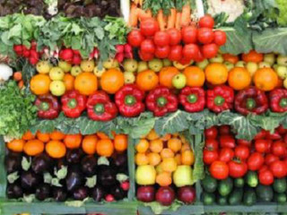 Fresh fruit and vegetables - Orizzonti di Pianura