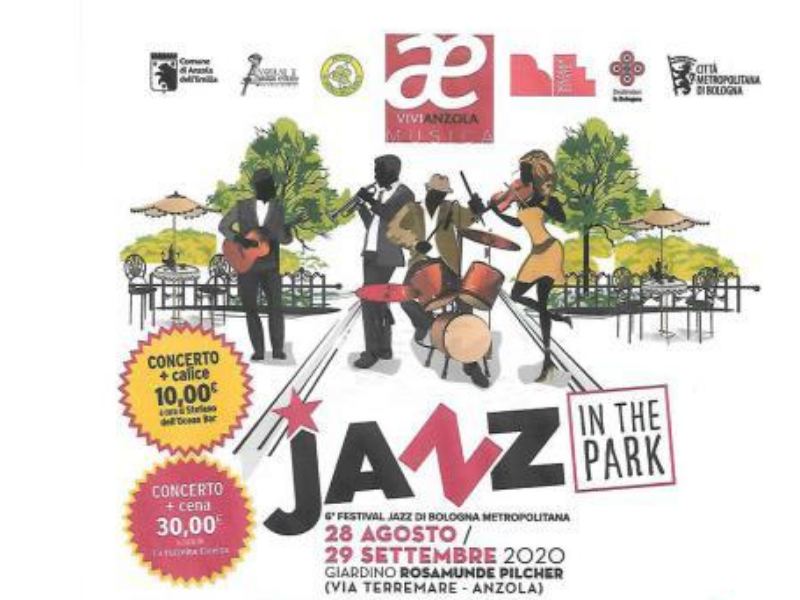 Janz in the Park: 6°Festival Jazz dell'Area Metropolitana di Bologna