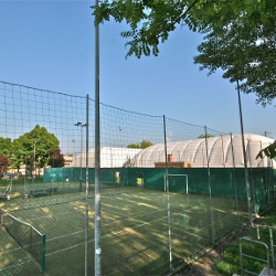 Soccer field - Crevalcore's sport center