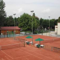 Tennis courts - Andrea Costa sport center