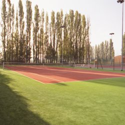 Tennis court - Anzola dell'Emilia's sports centre