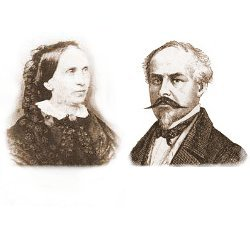 Giovanni and Nina Gozzadini
