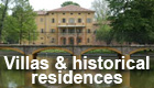 Villas & historical Residences